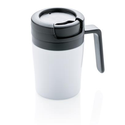 Coffee to go beker 160 ml wit